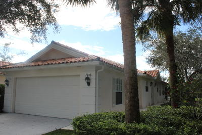 west palm Single Family Home For Sale: 7186 Grassy Bay Drive