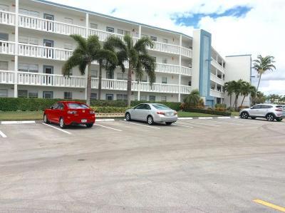 Boca Raton Condo For Sale: 2086 Exeter E #2086