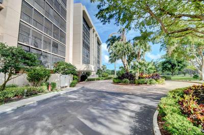 Boca Raton Condo For Sale: 20090 Boca West Drive #353