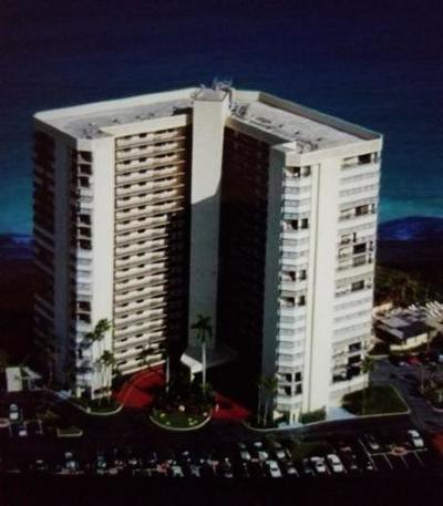 Jensen Beach Condo For Sale: 9500 S Ocean S Drive #201