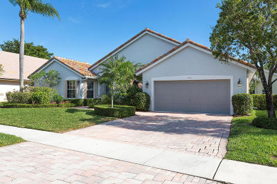 Boynton Beach, Gulf Stream Single Family Home For Sale: 6062 Slice Court