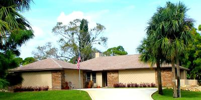 West Palm Beach Single Family Home For Sale: 6705 149th Place