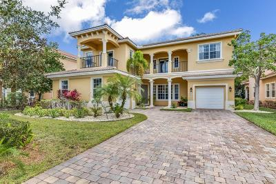 Greenacres Single Family Home For Sale: 6745 Bulrush Court