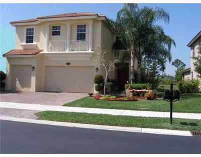 Stuart Single Family Home For Sale: 1076 SE Fleming Way