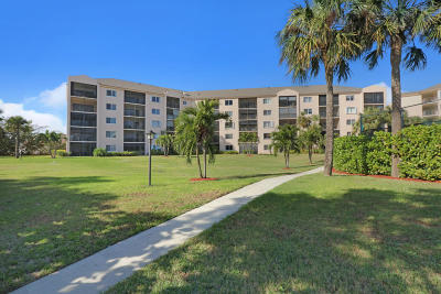 Jupiter Condo For Sale: 275 Palm Avenue #A405