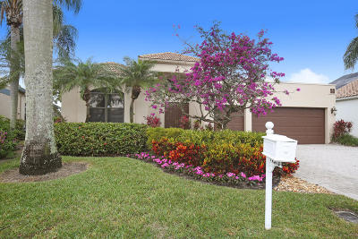 Boynton Beach, Gulf Stream Single Family Home For Sale: 11573 Privado Way