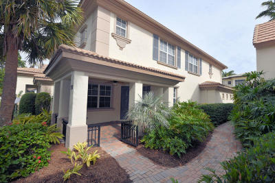Palm Beach Gardens Rental For Rent: 110 Evergrene Parkway