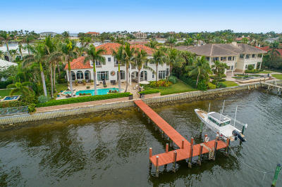 Manalapan Single Family Home For Sale: 1685 Lands End Road