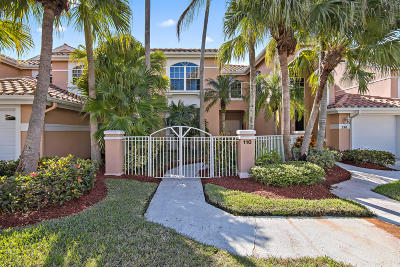 Palm Beach Gardens Condo For Sale: 110 Legendary Circle