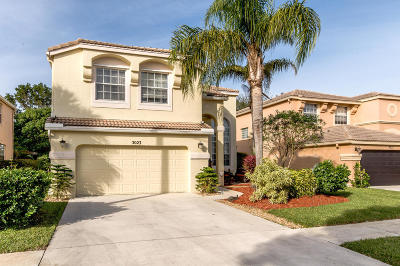 Royal Palm Beach Single Family Home For Sale: 3023 Rockville Lane