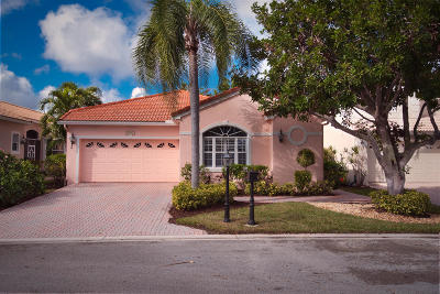 Boca Raton Single Family Home For Sale: 6462 Brava Way