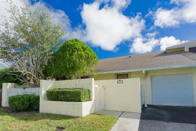 Delray Beach Single Family Home For Sale: 267 SW 29th Avenue