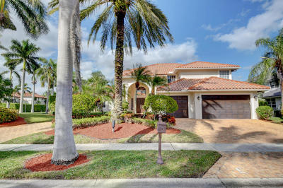 Boca Raton Single Family Home For Sale: 3887 NW 52nd Street