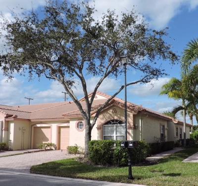 Boca Raton Single Family Home For Sale: 8415 Via Serena
