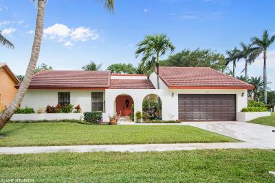 Boynton Beach Single Family Home For Sale: 2307 SW 23rd Cranbrook Drive