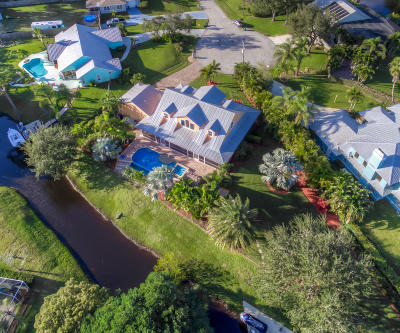 Port Saint Lucie Single Family Home For Sale: 802 SE Portage Avenue