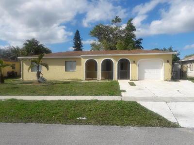 Boca Raton Single Family Home For Sale: 22317 Boulder Street