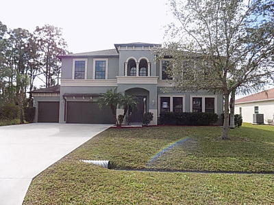 Port Saint Lucie Single Family Home For Sale: 420 SW Ewing Avenue