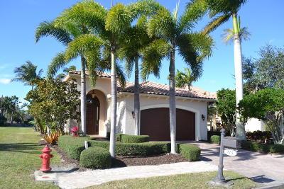 Port Saint Lucie Single Family Home For Sale: 113 SE Rio Palermo