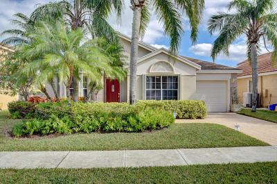 Boca Raton FL Single Family Home For Sale: $355,000