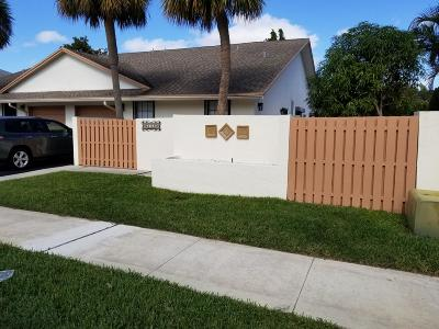 Delray Beach Townhouse For Sale: 2763 SW 6th Street