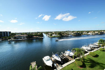 Regency Highland, Regency Highland Club, Regency Highland Club Condo Condo For Sale: 3912 S Ocean Boulevard #707