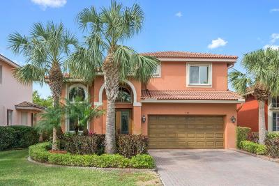 Royal Palm Beach Single Family Home Contingent: 133 Sarona Circle