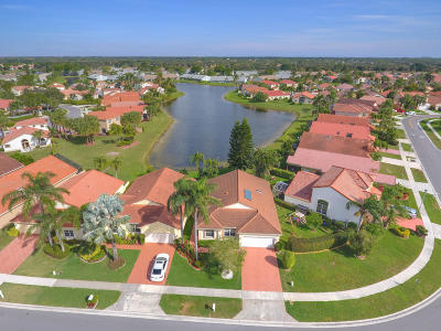 Boynton Beach Single Family Home For Sale: 12362 Pleasant Green Way