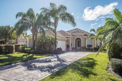Port Saint Lucie Single Family Home For Sale: 11141 SW Aliceville Drive