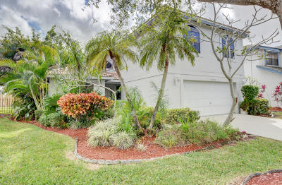 Boca Raton FL Single Family Home For Sale: $435,000