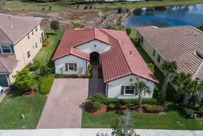 Royal Palm Beach Single Family Home For Sale: 2433 Bellarosa Circle