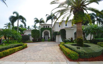 Delray Beach Single Family Home For Sale: 7586 Porto Vecchio Place