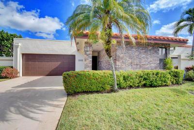 Boca Raton Single Family Home For Sale: 21362 Sonesta Way