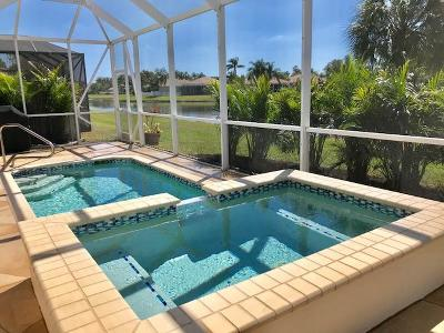 West Palm Beach Single Family Home For Sale: 8680 Pine Cay