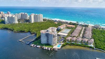 Highland Beach Condo For Sale: 3912 S Ocean Boulevard #404