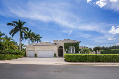 West Palm Beach Single Family Home For Sale: 2090 Regents Boulevard