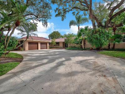 Hollywood Single Family Home For Sale: 4220 Casper Court