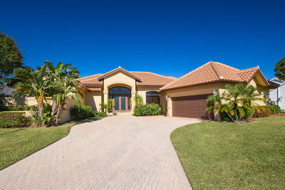 Boca Raton Single Family Home For Sale: 10675 Stonebridge Boulevard