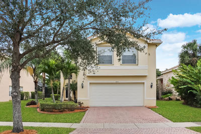 Royal Palm Beach Single Family Home For Sale: 610 Peppergrass Run