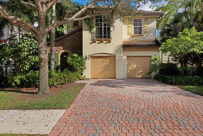 Palm Beach Gardens Single Family Home For Sale: 866 Taft Court