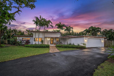 Delray Beach Single Family Home For Sale: 324 NW 15th Street