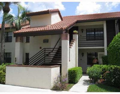 Boynton Beach Rental For Rent: 11233 Aspen Glen Drive #202