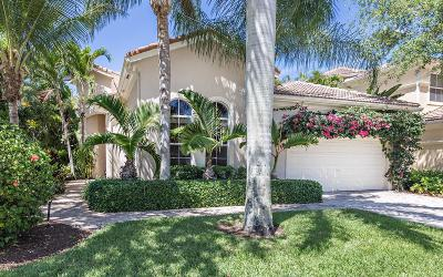 Palm Beach Gardens Single Family Home For Sale: 101 Andalusia Way