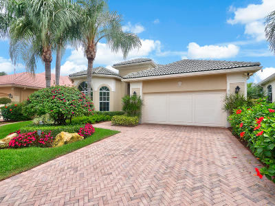 Palm Beach Gardens Single Family Home For Sale: 116 Banyan Isle Drive