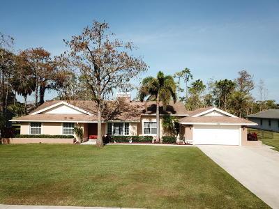 Wellington Single Family Home For Sale: 584 Santa Clara Trail