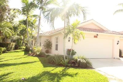 West Palm Beach Single Family Home For Sale: 7774 Olympia Drive