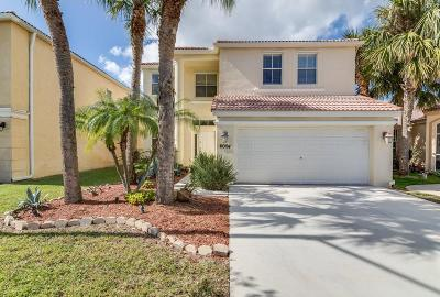 Lake Worth Single Family Home For Sale: 6094 Oak Bluff Way