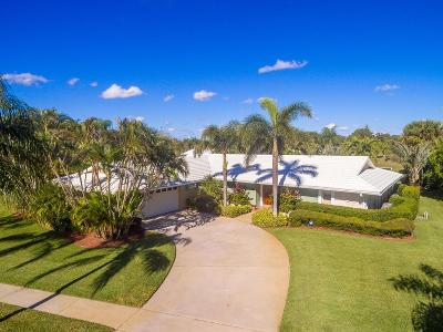 Port Saint Lucie Single Family Home For Sale: 1801 SE Erwin Road