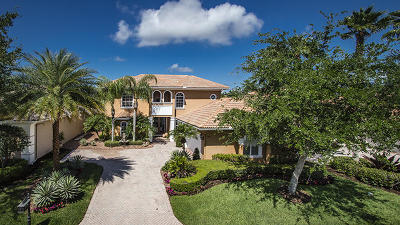West Palm Beach Single Family Home For Sale: 7451 Monte Verde Lane