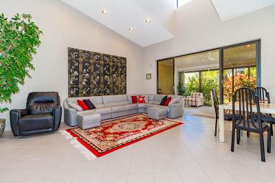 Lake Worth Single Family Home For Sale: 5439 San Marino Way